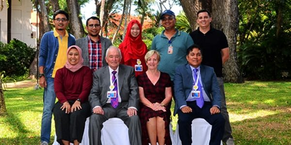 NEBOSH Environmental Certificate – 2020, Bali