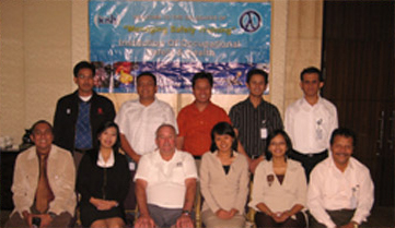 IOSH-Training Indonesia 2008, Jakarta
