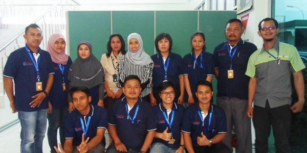 Training Petugas P3K (First Aid) - 2017