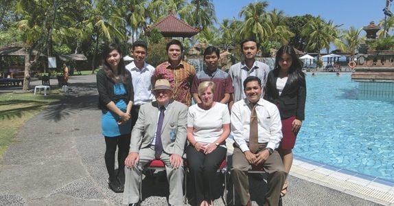 NEBOSH International General Certificate 2015, Bali