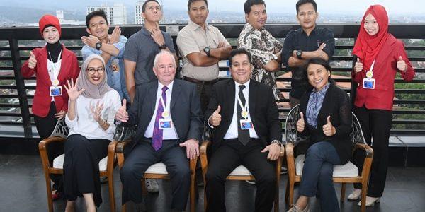 NEBOSH International Oil and Gas - 2019, Bandung